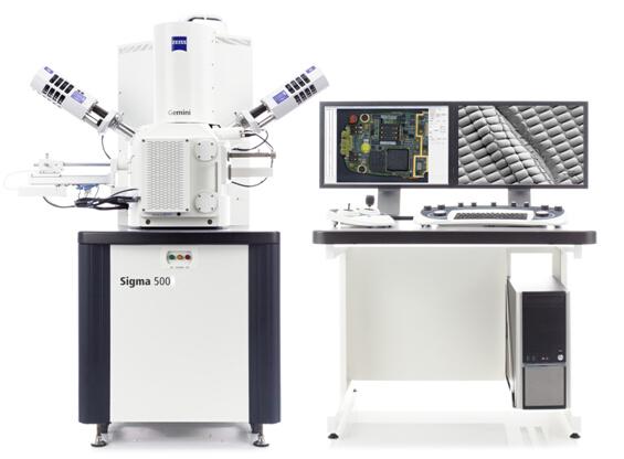 场发射扫描电镜SIGMA 500